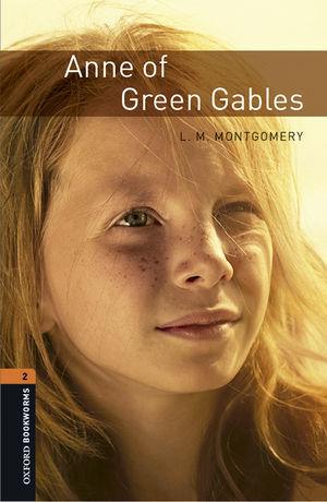 OBL 2 ANNE OF GREEN GABLES ED. 2016