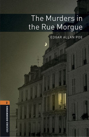 OBL 2 THE MURDERS IN THE RUE MORGUE ED. 2016
