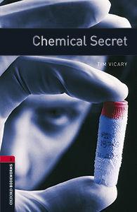 OBL 3 CHEMICAL SECRET ED. 2016