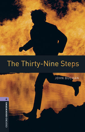 OBL 4 THE THIRTY-NINE STEPS ED. 2016
