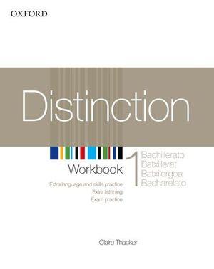 DISTINCTION 1 WORKBOOK