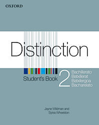 DISTINCTION 2 STUDENT´S BOOK ED. 2012