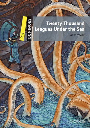 DOMINOES 1 TWENTY THOUSAND LEAGUES UNDER THE SEA ED. 2016