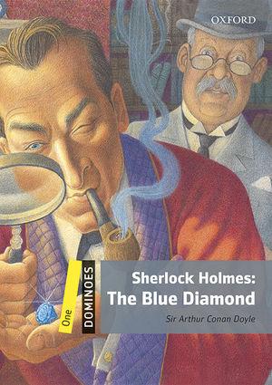 DOMINOES 1 SHERLOCK HOLMES: THE BLUE DIAMOND ED. 2016