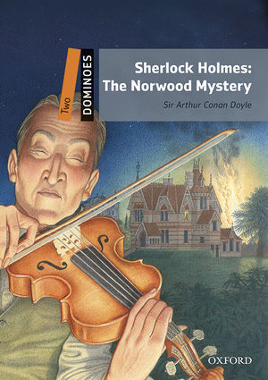 DOMINOES 2 SHERLOCK HOLMES: THE NORWOOD MYSTERY ED. 2016
