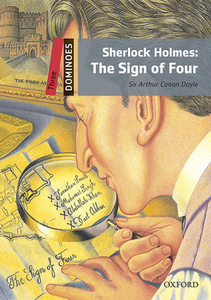 DOMINOES 3 SHERLOCK HOLMES THE SIGN OF FOUR ED. 2016