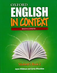 ENGLISH IN CONTEXT 2 STUDENT´S BOOK ED. 2013