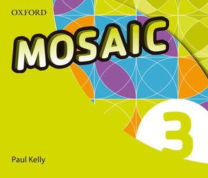 MOSAIC 3 CD´S AUDIO