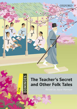 DOMINOES 1 THE TEACHER´S SECRET AND OTHER FOLK TALES ED. 2016