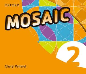 MOSAIC 2 AUDIO CD´S