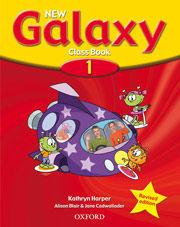 NEWE GALAXY 1 CLASS BOOK + CD (2008)