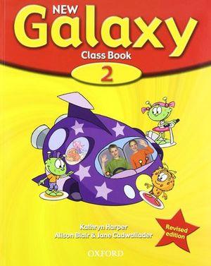 NEW GALAXY 2 CLASS BOOK PACK