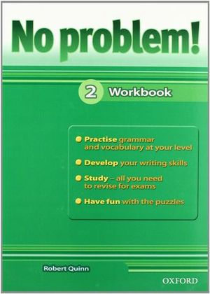 NO PROBLEM ! 2 WORKBOOK