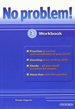 NO PROBLEM ! 3 WORKBOOK