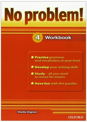 NO PROBLEM ! 4 WORKBOOK