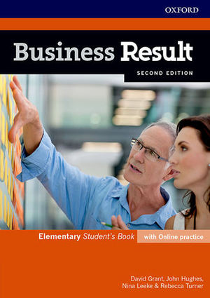 BUSINESS RESULT ELEMENTARY STUDENT´S BOOK 2ª ED.  2017