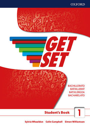 GET SET 1  STUDENT´S BOOK