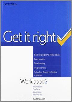 GET IT RIGHT 2 WORKBOOK
