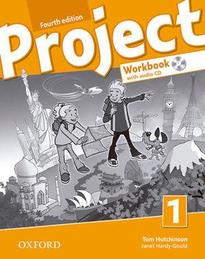 PROJECT 1 WORKBOOK 4ª ED.