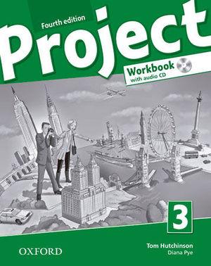 PROJECT 3 WORKBOOK 4ª ED.