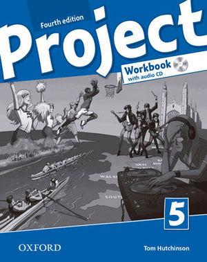 PROJECT 5 WORKBOOK FOURTH EDITION ED. 2014