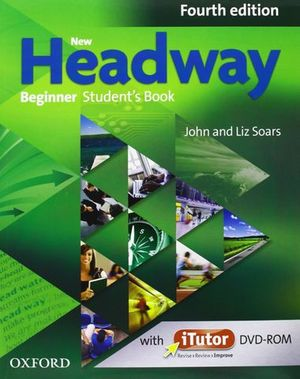 PACK NEW HEADWAY BEGINNER 4º ED. STUDENT´S BOOK + WORKBOOK