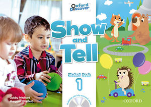 SHOW AND TELL 1 STUDENT´S BOOK