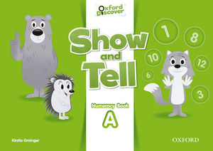 SHOW AND TELL A NUMERACY BOOK