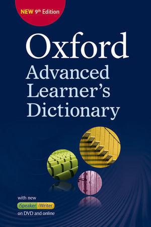 DICTIONARY OXFORD ADVANCED LEARNER´S 9ª EDITION