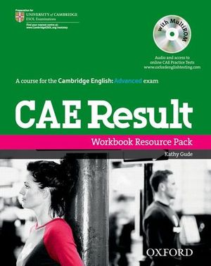 CAE RESULT WORKBOOK RESOURCE PACK