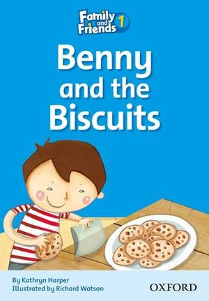 BENNY AND THE BISCUITS FAMILY AND FRIENDS 1