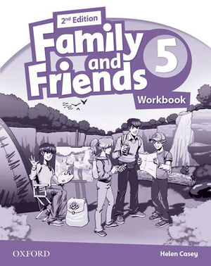 FAMILY AND FRIENDS 5 WORKBOOK 2ª ED