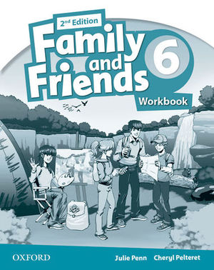 FAMILY AND FRIENDS 6  2ª EDITION WORKBOOK