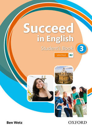 SUCCEED IN ENGLISH 3 STUDENT´S BOOK