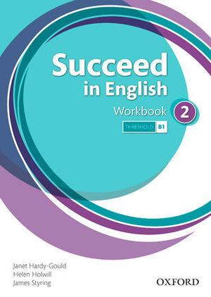 SUCCEED IN ENGLISH 2 WORKBOOK