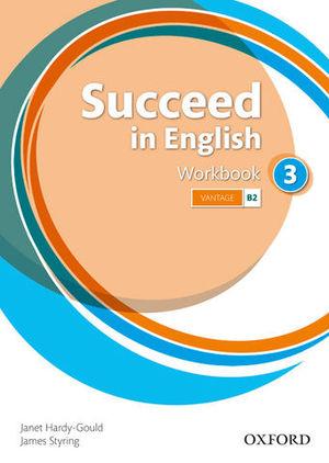 SUCCEED IN ENGLISH 3 WORKBOOK