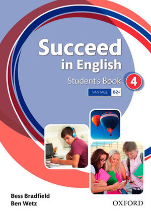 SUCCEED IN ENGLISH 4 STUDENT´S BOOK