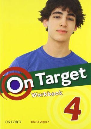 ON TARGET 4 WORKBOOK