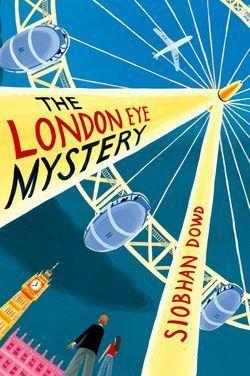 THE LONDON EYE MYSTERY ROLLERCOASTERS
