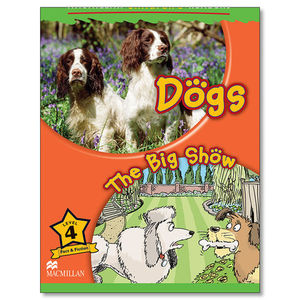 MCHR 4 DOGS THE BIG SHOW