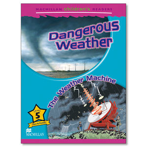 MCR DANGEROUS WEATHER THE WEATHER MACHINE 5 PRIMARY