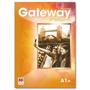 GATEWAY A1+ WORKBOOK 2ª ED. 2016