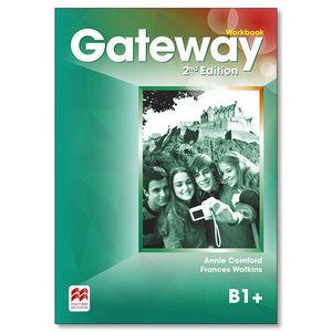 GATEWAY B1+  WORKBOOK 2ª ED.