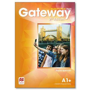 GATEWAY A1+  STUDENT´S BOOK 2ª ED. 2016
