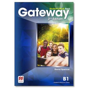 GATEWAY B1 STUDENT´S BOOK 2ª ED.