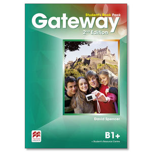 GATEWAY B1+ STUDENT´S BOOK 2ª EDITION