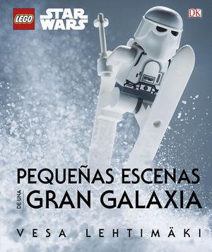 STAR WARS LEGO PEQUEÑAS ESCENAS DE UNA GRAN GALAXIA