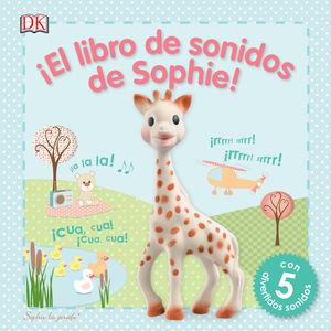 EL LIBRO DE SONIDOS DE SOPHIE !