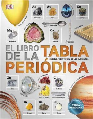 EL LIBRO DE LA TABLA PERIODICA