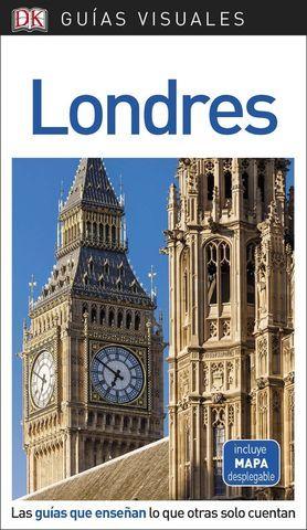 LONDRES GUIAS VISUALES ED. 2018